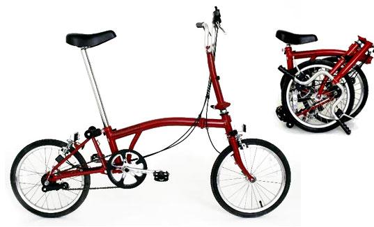 Conheça os tipos e modelos de Bicicleta - Bicicleta Dobrável