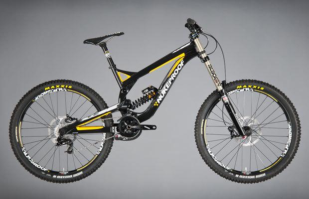 Bicicleta de downhill