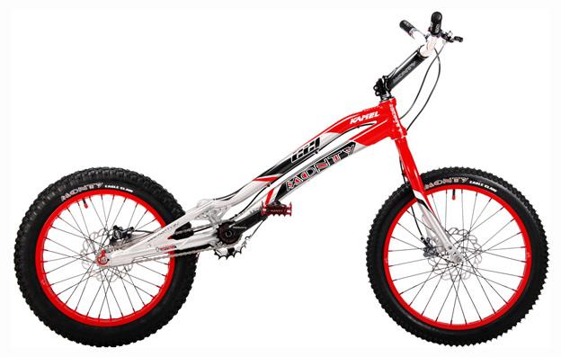 Bike Trial - Conheça os tipos e modelos de Bicicleta