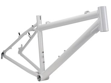 Quadro : Principal estrutura de uma bicicleta, é onde boa parte dos componentes são instalados