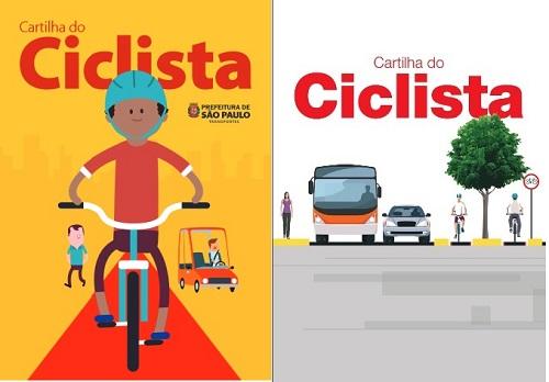 Cartilha do ciclista - Prefeitura de São Paulo e Ministério das Cidades