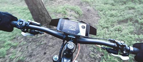 Dispositivo transforma bike em uma bicicleta inteligente