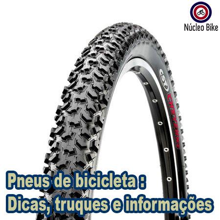 Pneus de bicicleta : Dicas, truques e informações