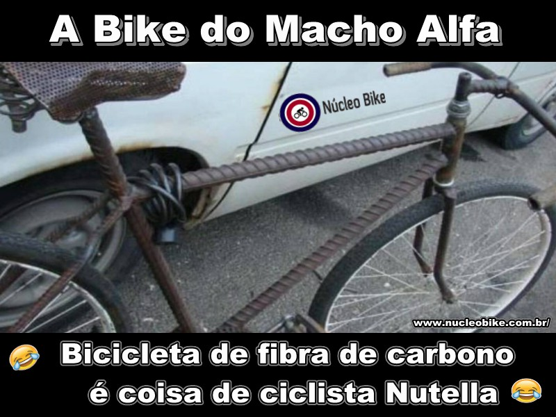 A Bike do Macho Alfa