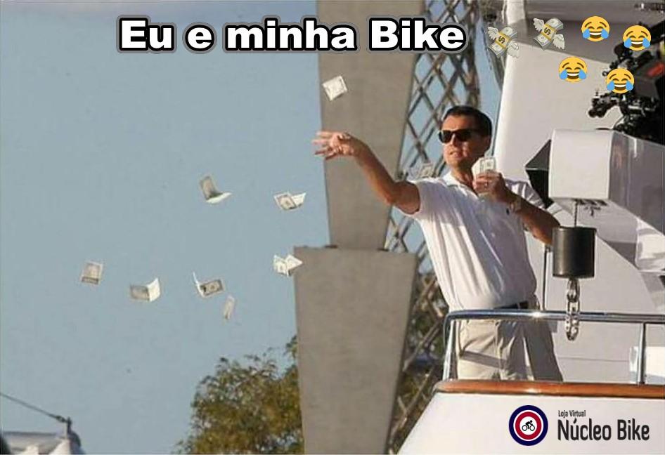 Eu e Minha Bike